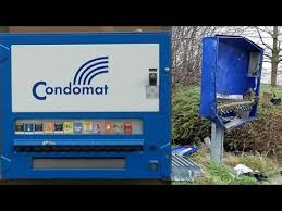 Man Killed By Vending Machine Enchanting Man Dies After Blowing Up Condom Machine WorldNews