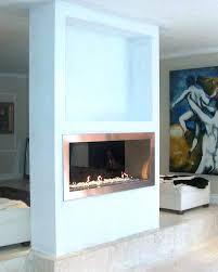gas fireplace maintenance two way gas fireplace two sided fireplace insert 3 sided gas fireplace inserts