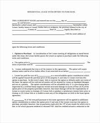 Template Lease Elegant Lease To Own Contract Template Audiopinions