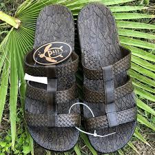 Pali Hawaii Jaya Sandals Nwt Nwt
