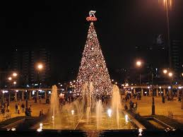 Christmas Tree in Guatemala - JPG Photos