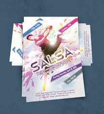 free dance flyer templates best free dance flyer template psd on behance