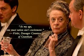 Dowager Countess Quotes Amazing Downton Abbey 48 Best Quotes From Maggie Smith's Dowager Countess