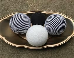 Decorative Bowl Filler Balls Decorative yarn balls deco balls vase filler bowl filler 44