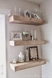 shabby chic home office. shabby chic floating shelves the nest home office k