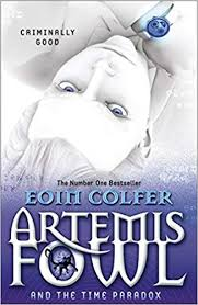 artemis fowl and the time paradox book at low s in india artemis fowl and the time paradox reviews ratings amazon in