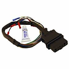 amazon com western & fisher 9 pin vehicle side harness repair kit Western Plow Wiring Harness western & fisher 9 pin vehicle side harness repair kit western plow wiring harness diagram