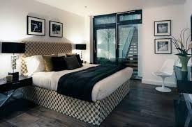 Luxurious Basement Master Bedroom Design
