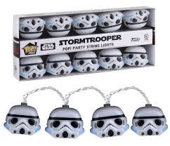 Star Wars String Lights Star Wars Stormtrooper Pop Party String Lights