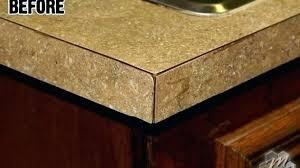 how to repair laminate countertop interior re laminate elegant how to repair and refinish comfortable valuable
