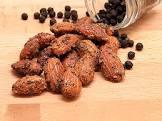 black pepper almonds