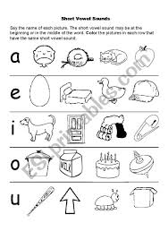 Teach the 21 consonant sounds and short vowel sounds to cover 67 percent of reading words. English Worksheets Short Vowel Sounds School Math Websites Basic Algebra Ks2 Grade Short Vowel Sounds Worksheets Worksheets School Math Websites Grade 8 Mathematics Worksheets Vocabulary Test Maker 5th Grade Computer Game Basic