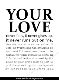 Giving Up On Love Quotes Enchanting Love Quotes Never Give Up Quotes
