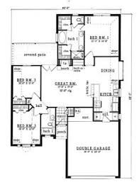 1374 sq ft first floor of plan id 13274