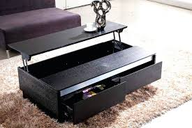 lift top coffee table black image of modern black lift top coffee table faux marble lift top coffee table black