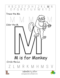 free printable alphabet letter m worksheets_84849 letter m worksheet for preschool termolak on force and motion worksheets