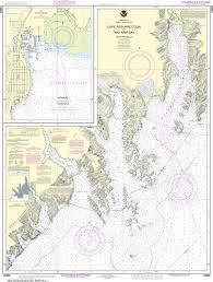 Resurrection Bay Chart Noaa Nautical Chart 16682 Cape Resurrection To Two Arm Bay Seward