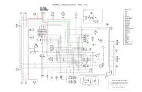 horn troubleshooting early schematic