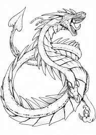 Kindex The Sand Dragon Coloring Page Free Printable Coloring Pages