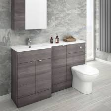 bathroom ideas. Brooklyn Contemporary Bathroom Furniture | 8 Ideas T