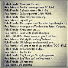 friendship quotes | Quotes About Real Friends | My Quotes Home ... via Relatably.com
