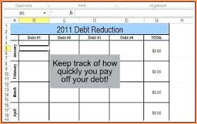 Payment Plan Calculator Excel Debt Repayment Plan Template Amortization Skincense Co