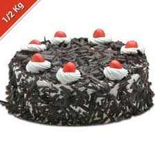 Delicious Black Forest Cake 12 Kg Send Cakes With Happy Birthday