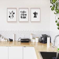 kitchen wall art printables