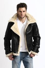mens shearling jacket leather er jackets fascinating fur coat for men 26