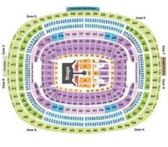 Fedex Seating Chart Fedex Field Tickets And Fedex Field Seating Charts 2019