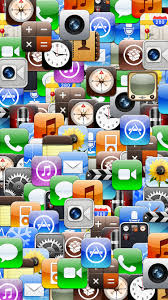 Iphone Icon Wallpapers posted by ...