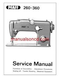 Pfaff Sewing Machine Troubleshooting