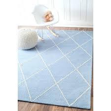 amp olive handmade wool trellis baby blue area rug rugs for nursery