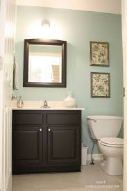 best paint color for small bathroomBest 25 Small bathroom paint ideas on Pinterest  Small bathroom