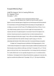 Reflective Essay Format Examples 50 Best Reflective Essay Examples Topic Samples
