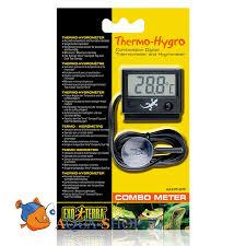 <b>Гигрометр</b>/термометр для <b>террариума EXO</b> TERRA ...
