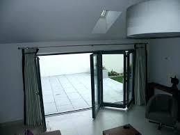 brilliant patio glass garage doors kitchen contemporary sliding folding cabinet amazing with door in folding glass patio doors