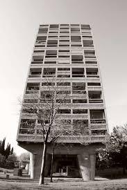 Le Corbusier La Cité Radieuse Marseille Architecture Et