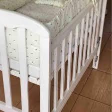 ili dolphin white wooden crib sa pilipinas
