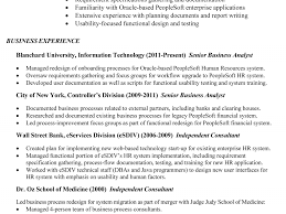 Targeted Resume Cover Letter Targeted Resume Example How To Write Excellent Sample Of Business 60
