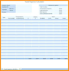 Expense Report Form Cool Excel Expense Report Template Cause Business Travel Tracker Log