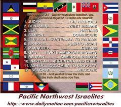 Israelite Chart 12 Tribes Of Israel Race Chart Www Bedowntowndaytona Com