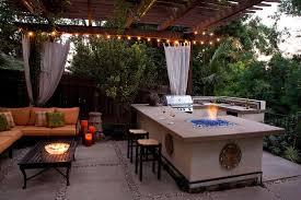 Tropical Outdoor Kitchen Designs Unique Design Ideas