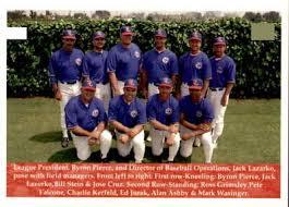 1994 San Antonio Tejanos Collect-A-Sport #29 Jack Lazorko Byron Pierce - NM  Card | eBay