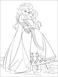 Coloring Coloring Sheets Free Pages Frozen Printable Coloring Sheets