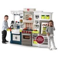 <b>Kids Play Kitchens</b>   Step2