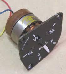 austin champ fuel gauge system a jackson austin champ fuel gauge unit