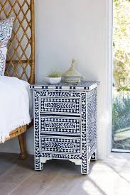 bone inlay nightstand. Delighful Bone Shop The Bone Inlay Nightstand And More Anthropologie At  Today Read Customer Reviews Discover Product Details More Intended