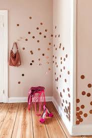 ... of room for our little princess or feminine space. I have compiled 25 polka  dot interior ideas that will enhance the look of your walls, get inspired!