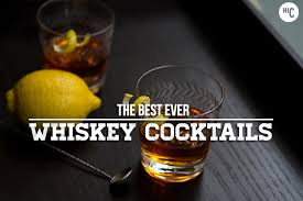 Cocktail Essential Drinks Recipes Whiskey 30 Best Hiconsumption
